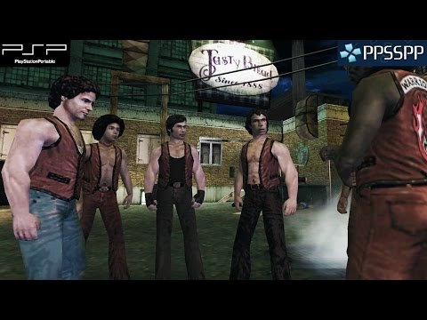 The Warriors - PSP Gameplay 1080p (PPSSPP)