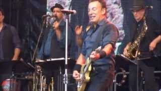 Bruce Springsteen &  E Street Band  - Sherry Darling - Leipzig 2013 (Setlist)