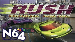 San Francisco Rush - Nintendo 64 Review - HD