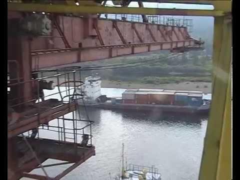 ТК Акриви Доставка контейнерных грузов Якутск логистика грузоперевозки транспортные перевозки akrivi