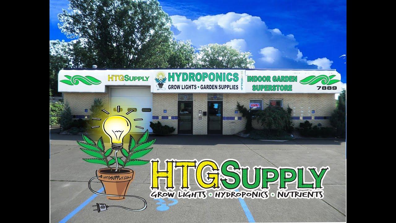 Htgsupply Taylor Michigan Grow Lights Store Hydroponics