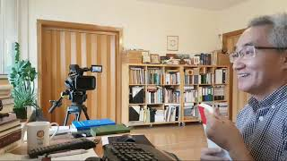 01 Studrondo pri Verkoj de Elpin | 안우생 에스페란토 문학작품 공부