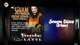 Yopie Latul - Senam Disco (Irian) ( Audio)