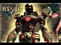 DC Universe Online: Iron Man War Suit Style