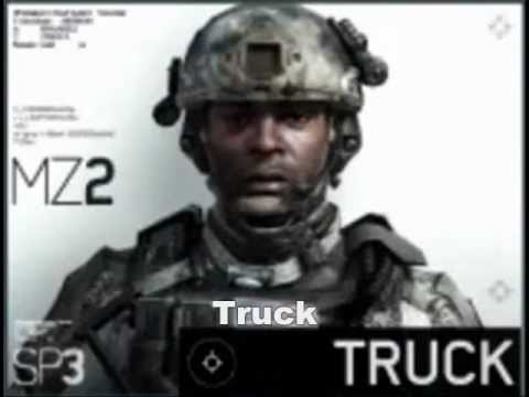 Call Of Duty Mw3 Characters