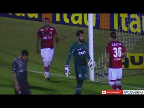 Figueirense 1 x 0 Vitória Melhores Momentos -  Brasileirão Série A
