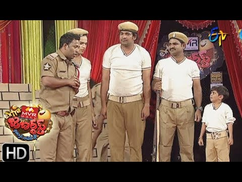 Punch Prasad, Naughty Naresh Performance | Extra Jabardasth | 8th December 2017  | ETV Telugu