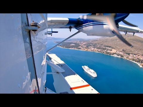 GoPro landing on the Adriatic (FloatCAM)