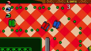 Micro Machines 2: Turbo Tournament (SNES) full playthrough
