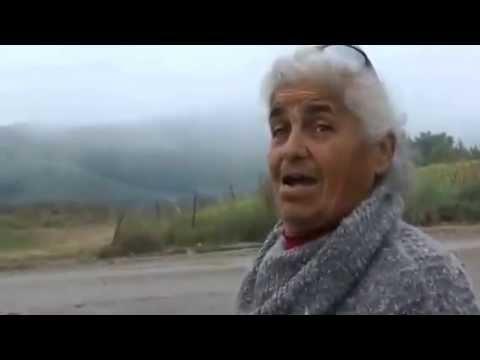 Русский турист и армянская бабушка