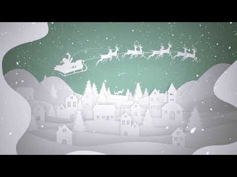 Royalty Free After Effects | Template Christmas Greetings - Paper ...