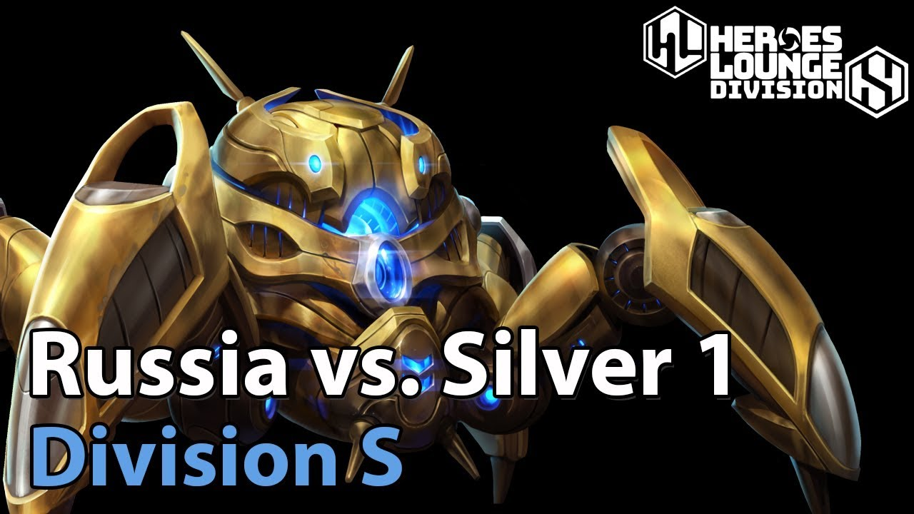 ► Heroes of the Storm: Team Russia vs. Silver 1 - Division S Qualifier