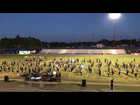 2017 Viera High School Marching Hawks Final Performance at MPA at Apopka High School