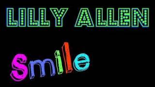 lily allen smile lyrics