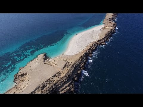 Gulf of Oman by Drone