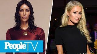 Kim Kardashian' Surrogate Is In Labor, Paris Hilton Drops New Song | PeopleTV