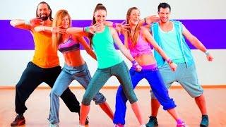 Танцевальная аэробика для похудения дома