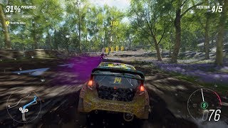 Forza Horizon 4 in 4K (Preview, German)