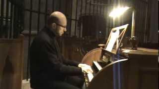 J.S. Bach (Lobt Gott, ihr Christen, allzugleich; BWV 609)