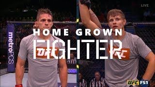 "Home Grown Fighter EP 6 | TUF 27 Finale | with Bryce ""Thug Nasty"" Mitchell"