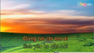 Karaoke - Suy nghĩ trong anh -Khắc việt.mp4