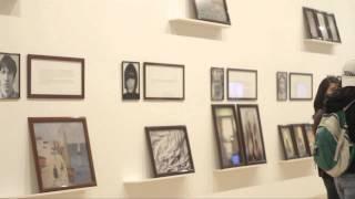 Sophie Calle - Historias de Pared - Los ciegos y Ver el mar