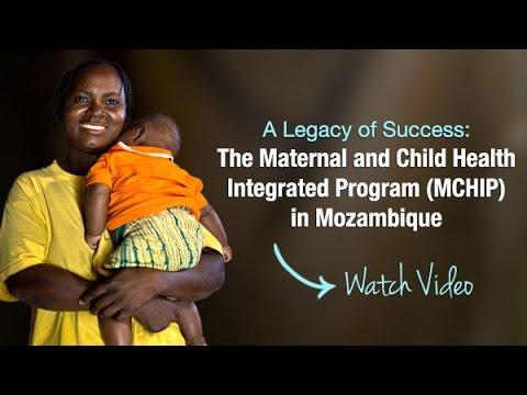 MCHIP Successes in Mozambique