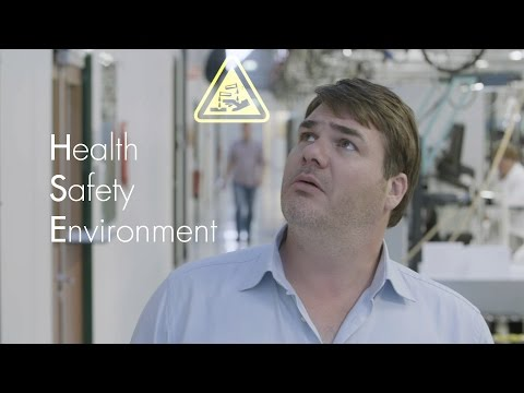 Thales Health, Safety & Environment guidelines