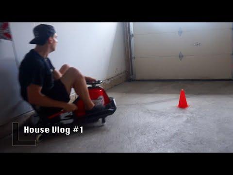 I WALLTAPPED The Garage...  House Vlog1   SLAPTrain
