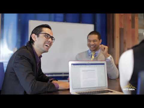 UCO MBA: About Us - The University of Central Oklahoma