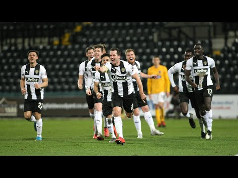 Notts County Dagenham & Red. Goals And Highlights