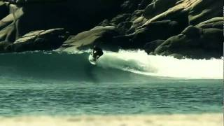 Rob Machado & Taylor Knox Surf Mexico - Reef Salty Summers