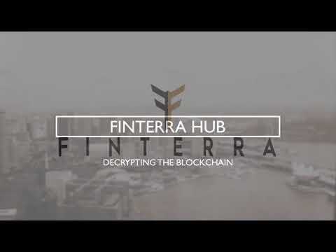 Finterra Blockchain Architecture: The Finterra Hub