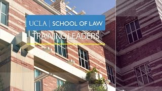 Training Leaders at UCLA Law