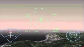 EF2000 vs Su-35 2 vs 2