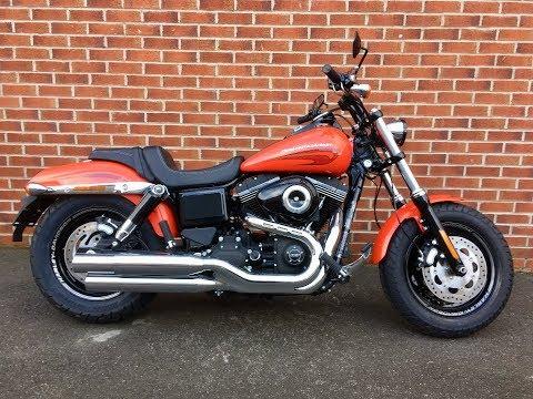2017 Harley Davidson Dyna Fat Bob 103. For sale. Brand new #23397
