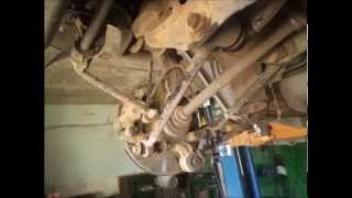 видео Замена рычагов Тойота в СПб. Замена передних и задних рычагов Toyota в Санкт-Петербурге в день обращения
