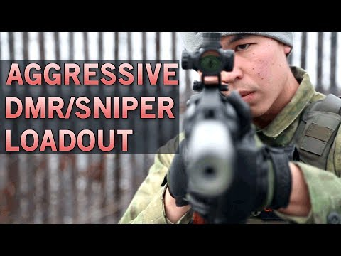 Aggressive DMR/Sniper Loadout for Operation Reclamation - Daniel's Build   Airsoft GI