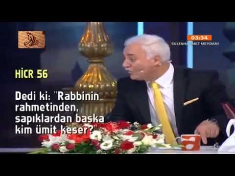 Nihat Hatipoglu - Sahur - Hz. İbrahim'in Hayatından Kesitler (03.08.2013)