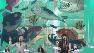 음악중심 - Norazo - Mackerel, 노라조 - 고등어, Music Core 20090725