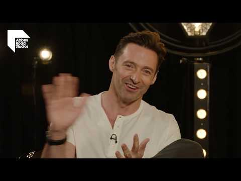Hugh Jackman talks to Abbey Road about The Greatest Showman & more.