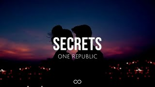 Secrets (lyrics) - One Republic [Inglés - Español]