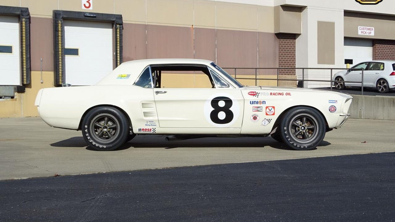 1967 Shelby prepared Mustang for sale at Gateway Classic Cars STL ...