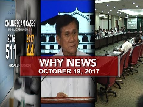 UNTV: Why News (October 19, 2017