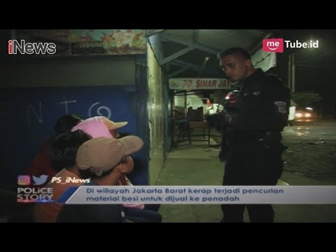 Tim Pemburu Preman Curigai Remaja yang Nongkrong Tengah Malam Part 03 - Police Story 10/09 Mp3