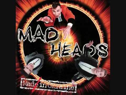 Кліп Mad Heads - Radioactive Rock