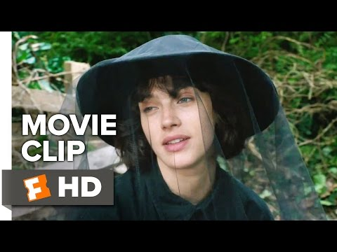 This Beautiful Fantastic Movie CLIP - Weeds (2017) - Jessica Brown Findlay Movie