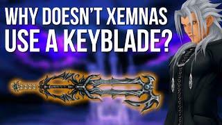 Kingdom Hearts - Why Doesn
