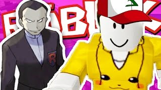 Roblox Adventures / Pokemon Brick Bronze / EPIC BOSS BATTLE!!
