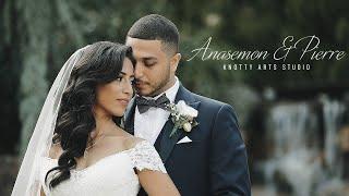Anasemon  & Pierre | Coptic Wedding | St. Mary's | The Merion